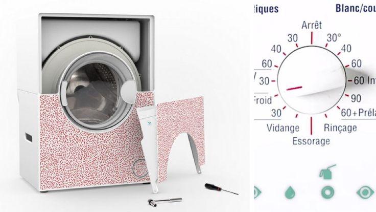 Dans un monde où plus rien ne dure, deux jeunes français se sont lancé un défi iconoclaste et culotté: concevoir une machine à laver capable de durer 50 ans... alors que la moyenne actuelle est