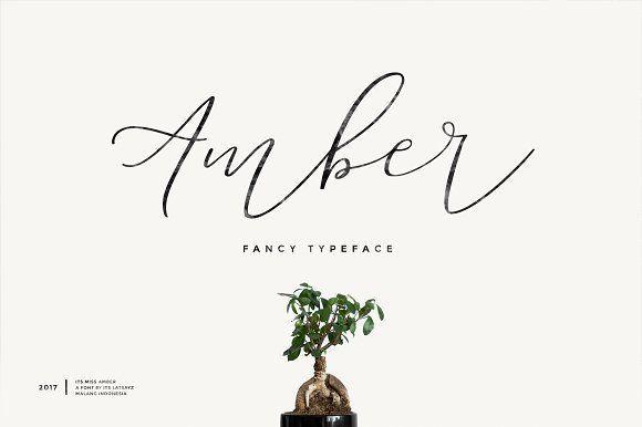 Its Miss Amber by It's Latsayz on @creativemarket