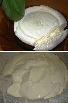 Домашний сыр Марскапоне - Женская беседка