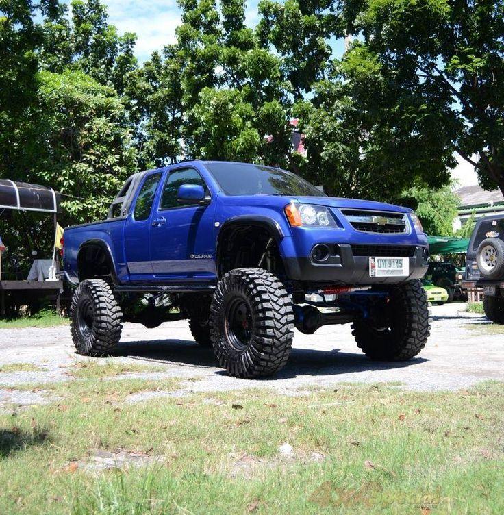 Sas Chevy Colorado Trucks Trucks Chevy Lifted Trucks