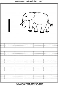 Number Tracing Worksheets For Kindergarten- 1-10 – Ten Worksheets