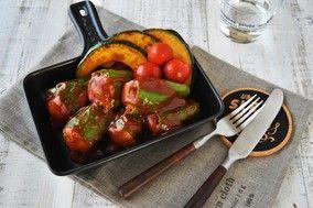【作りおき】ピーマンの肉詰め BBQソース(256円)|レシピブログ
