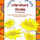 Love language arts and teach to the common core through literature circles!   As class sizes keep getting larger, it can be more and more difficult...