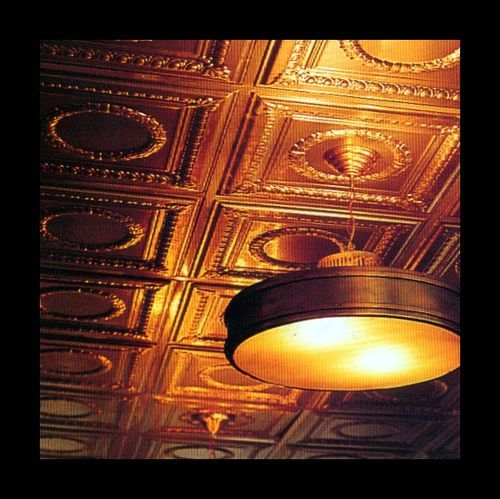 Really Want To Have Tin Ceilings In The Cafe Would That