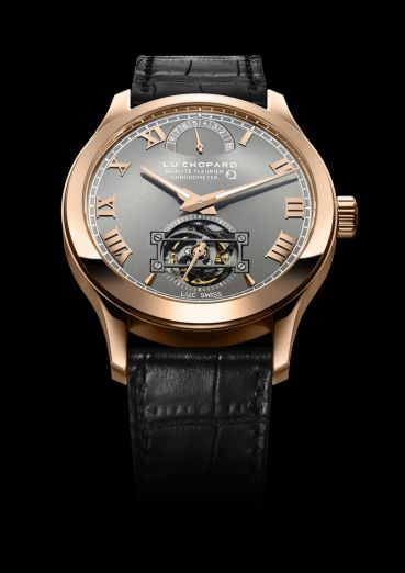 Chopard have launched their first watch using Fairmined® gold