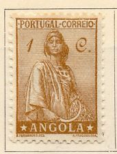 Angola 1932 Early Issue Fine Mint Higned 1c. 105748