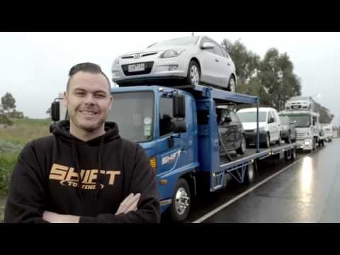 SHIFT TOWING // We spent some time with Shaun to talk about his passion for tow trucks. With nine custom plates in the fleet the plates personalise the trucks and makes his business more recognisable. A custom plate is a great way to make your business stand out on the roads! For more information on Business plates visit vplates.com.au