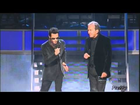 Y como es el? - Marc Anthony & Jose Luis Perales. This is one of my favorite Marc Anthony moments! Huge fan!