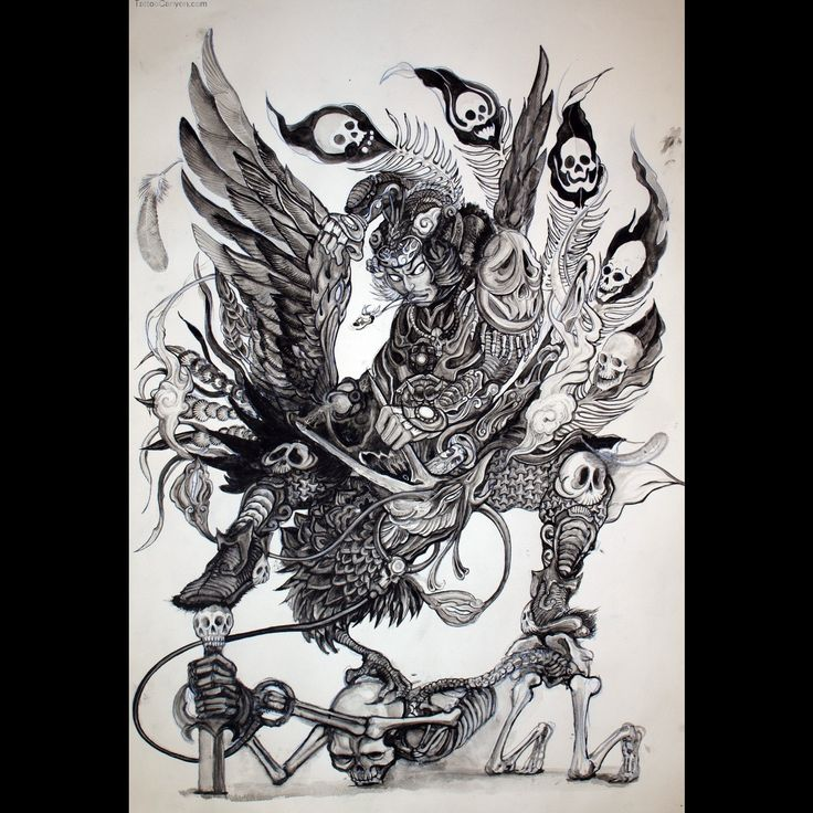 Tattoo Designs Japanese Warrior: Images For > Ronin Warrior Tattoo