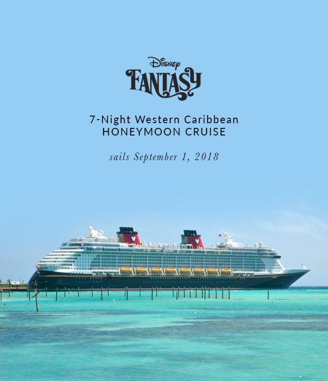 If you are planning a cruise for your honeymoon, this is a great one to look at!