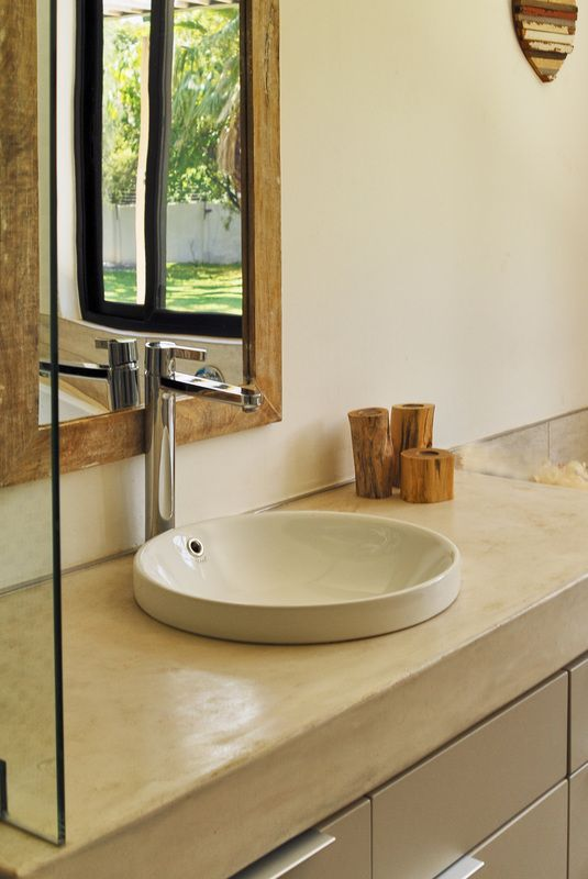 Bathroom Fixtures Johannesburg 44 best cemcrete counters images on pinterest | cement, bathroom