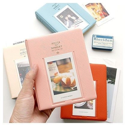 FujiFilm Instax Mini Album to store all my summer memories.