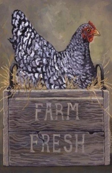 Farm Fresh Chicken & Eggs