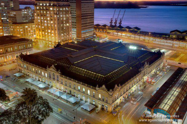 Mercado Público de Porto Alegre #MercadoPublicoVive #POA