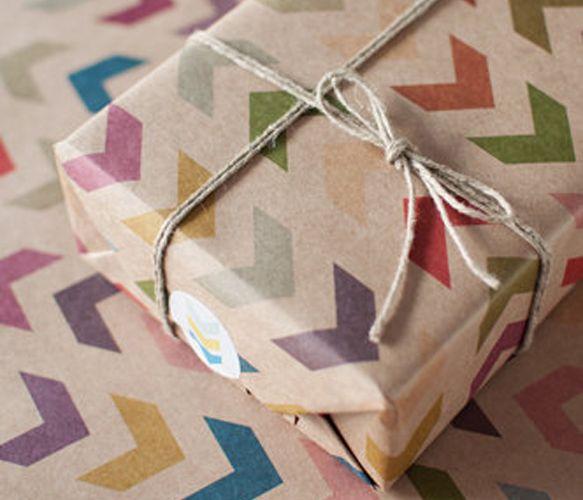 Set of 3 Gift Wrap Sheets