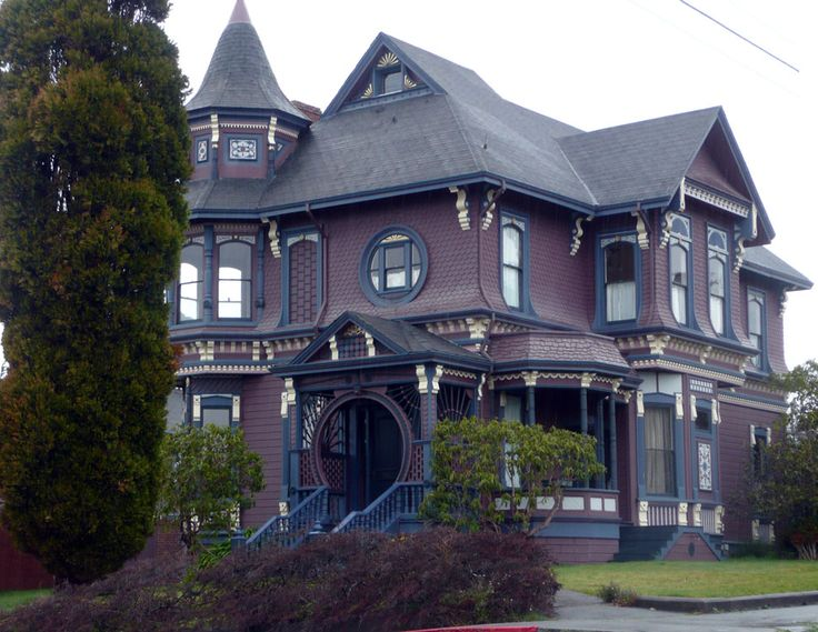 17 best images about victorian color schemes on pinterest for Eureka house