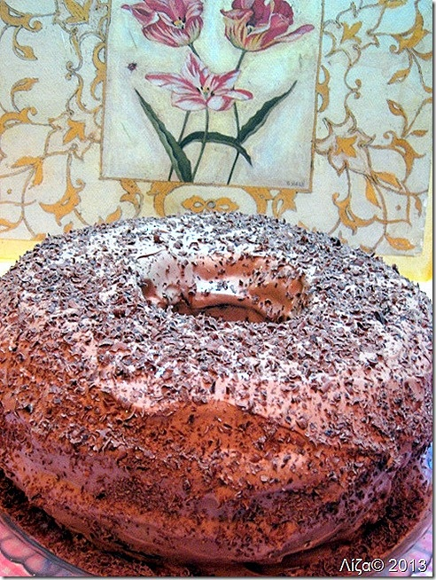 cake choco paradise