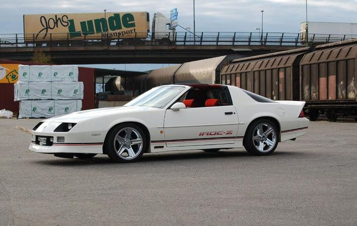1989 Camaro IROC-Z