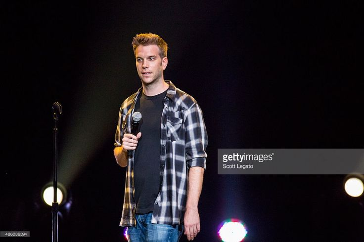 Comedian Anthony Jeselnik performs during the Oddball Comedy And Curiosity Festival at DTE Energy Music Theater on August 30, 2015 in Clarkston, Michigan.