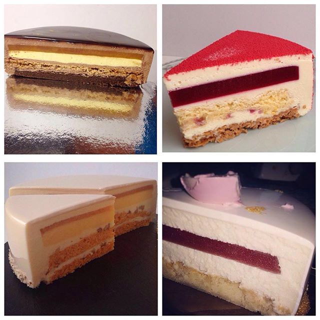 Доброе утро❤️ По вашим пожеланиям, к пт. если наберутся 4го желающих, будут наборы этих 4х вкусов по четвертинке каждого торта в одной коробке. Стоимость этой коробки равна цене торта с декором. Для её уточнения и брони, пишите в what's app, контакты в профиле Вкусы слева направо, начиная с верхнего: Шоколад/манго-маракуйя; Малина/белый шоколад; Клубника/жасмин; Морковно/облепиховый✨