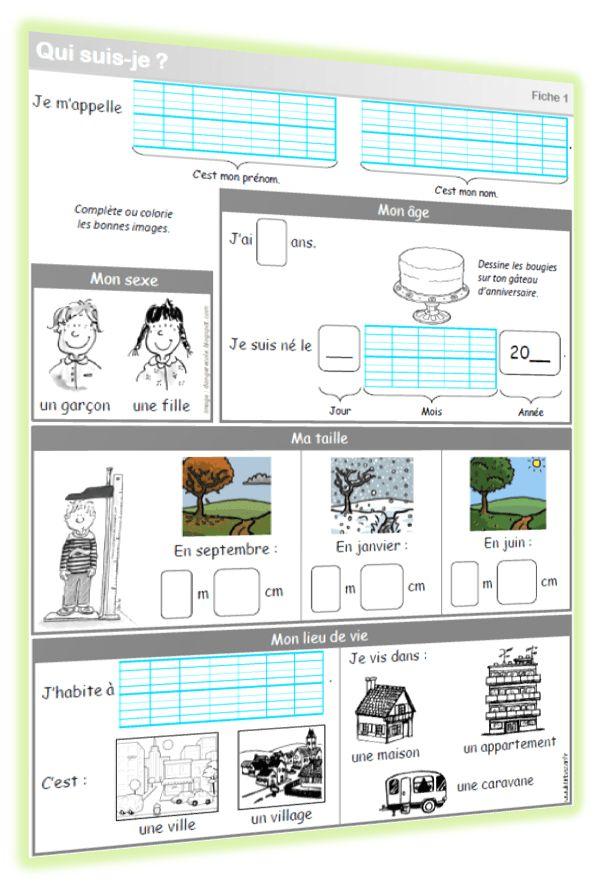 Voici quelques idées pour écrire dès la rentrée… La fiche de présentation Le jour de la rentrée je demandais à mes élèves de CE1/CE2 de remplir une petite fiche de présentation. Je mettais ensuite toutes les fiches dans un porte-vues (« Notre cahier de vie ») que je laissais au coin lecture afin que mes élèves […]