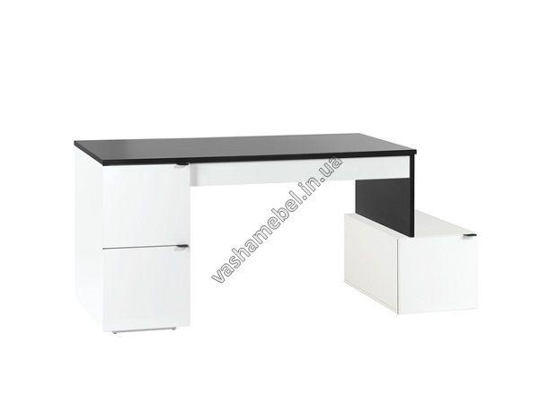 Письмовий стіл 140 L з контейнером VOX Young Users
