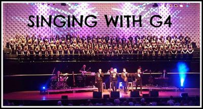 Entertaining Elliot: Joining a Choir and Singing with G4