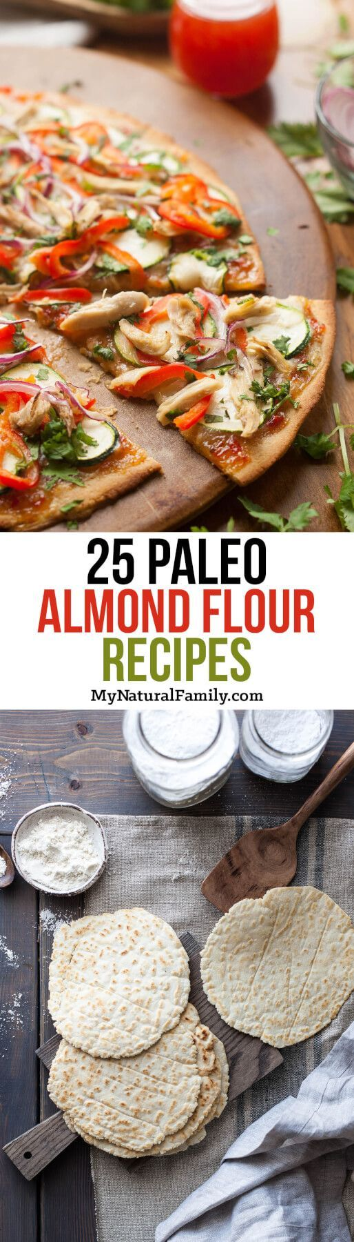 Paleo Almond Flour Recipes