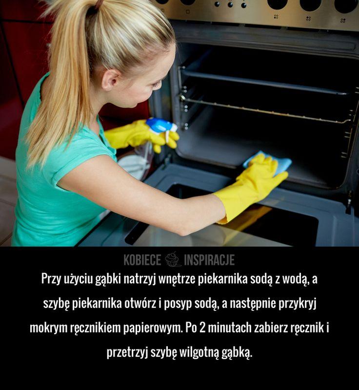 Jak wyczyścić piekarnik bez wysiłku?