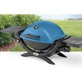 """Found it at Wayfair - Q® Series 40.9"""" Gas Grill in Blue"""