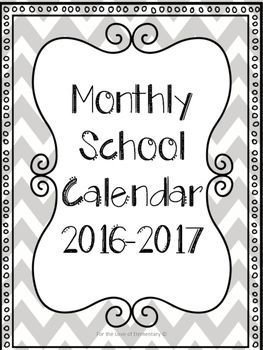 Enjoy this free monthly calendar! Simply print and add your most important…
