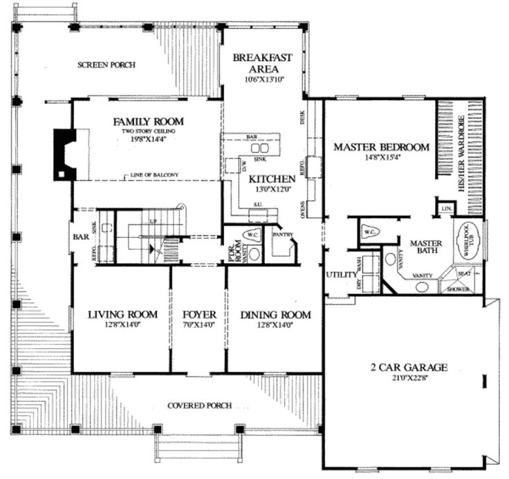 206 best House Plans images on Pinterest House floor plans