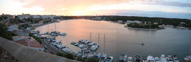 Menorca - Port de Maó