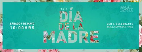 Mothers day promotional ads, for facebook and mailing.