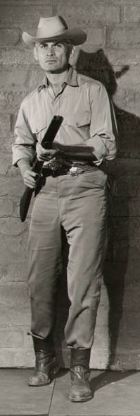 Jeff Chandler (1918-1961)