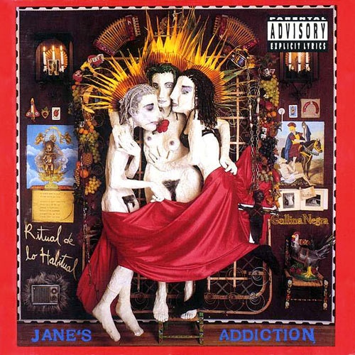 janes addiction ritual de lo habitual (1990) in its entirety. See you in 17 days!!!!