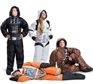 Selk'bag Adult Star Wars Wearable Sleeping Bag: Darth Vader, Medium