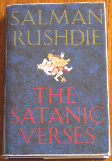 The Satanic Verses (1988) - Salman Rusdie. Inspired by the birth of Gargantua (and indeed, Kundera argues, the novel), Rushdie introduces his main protagonists by letting them survive an air plane clash (happening 'as high as The Mount Everest') and dropping them on an English beach. The first pages, one could sing. Brilliant novel, that submerges one in Muslim history and verse.
