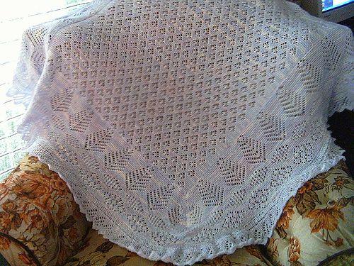 Free Crochet Shawl Patterns Australia : Ravelry: Cloud Drift Baby Shawl pattern by Patons ...