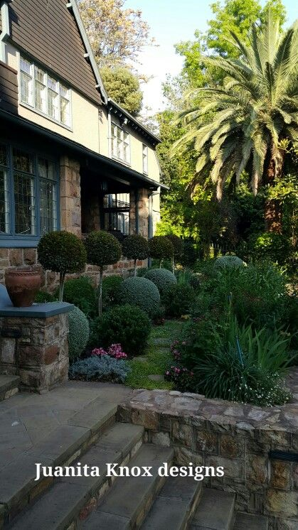 Westcliff  Garden  looked after by Juanita  Knox and team.