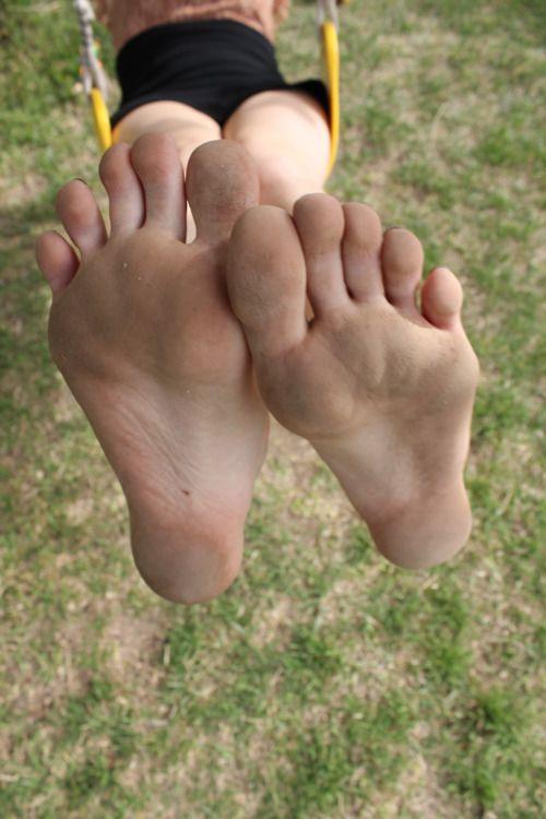 Lick sweet soles