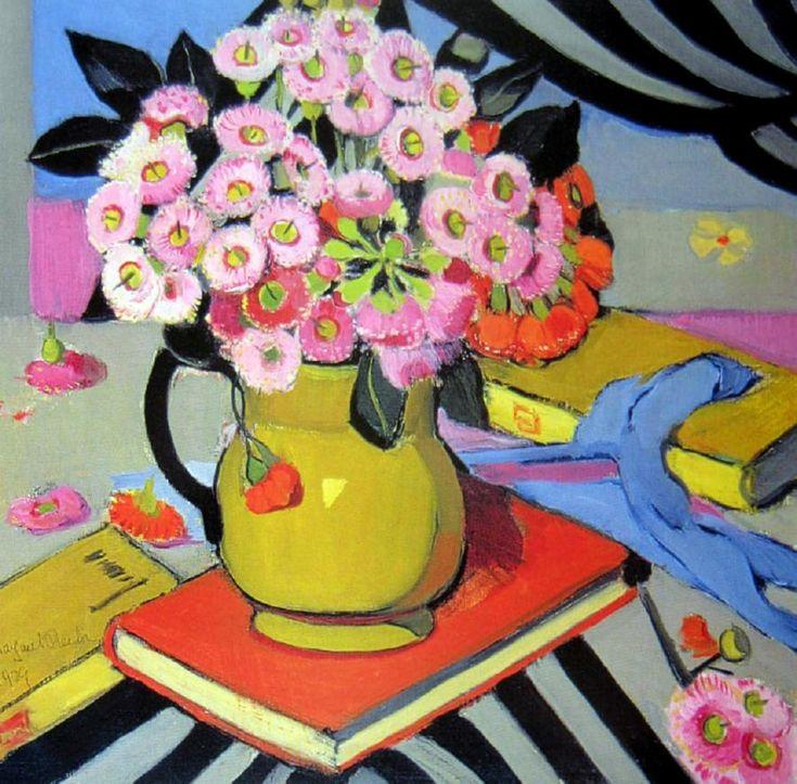 Margaret Preston - Pink Gum blossoms 1929