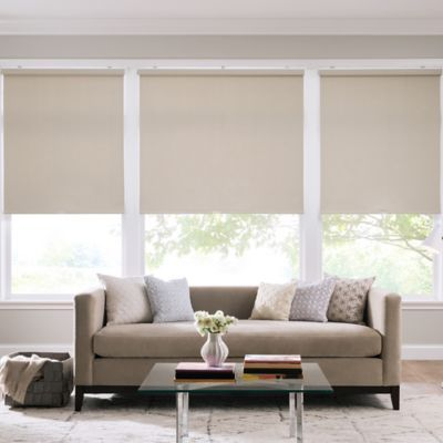 Bed Bath And Beyond Real Simple Roman Shade  X