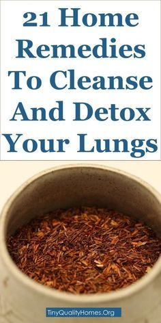 How To Cleanse And Detox Your Lungs – 21 Home Remedies