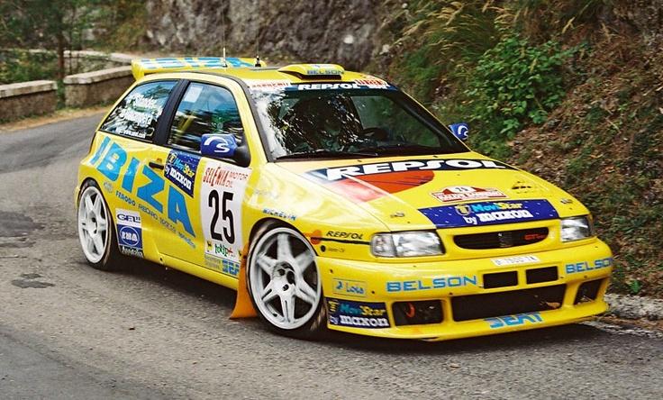 Rally Car Racing >> Seat Ibiza Kit Car. | Seat Competición & Seat Sport | Pinterest | Kit cars, Cars and Rally car
