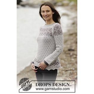 Opskriften er strikket i DROPS Lima fra Garnstudio.