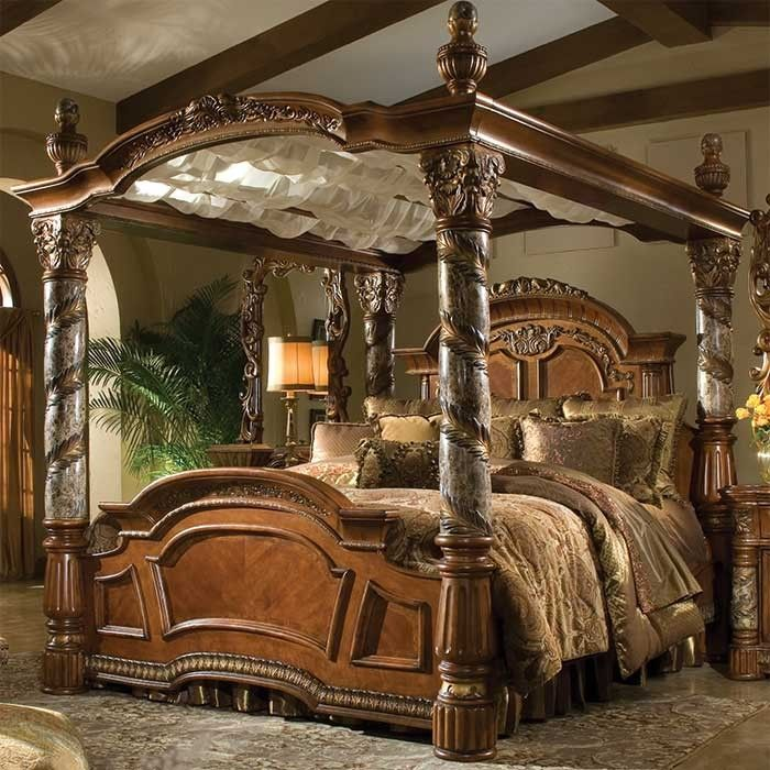 Diy Four Poster Canopy With Lights: Best 25+ Canopy Beds Ideas On Pinterest