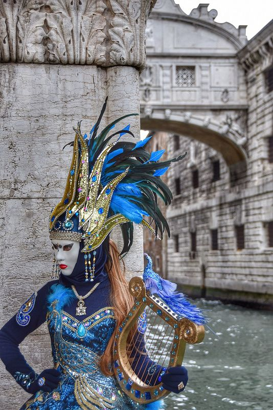 Venice Carnival 2015 - Carnevale di Venezia 2015 | Flickr - Photo Sharing!  georgiapapadon.com
