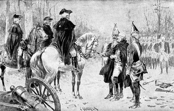 Battle of Trenton: The Victory at Trenton