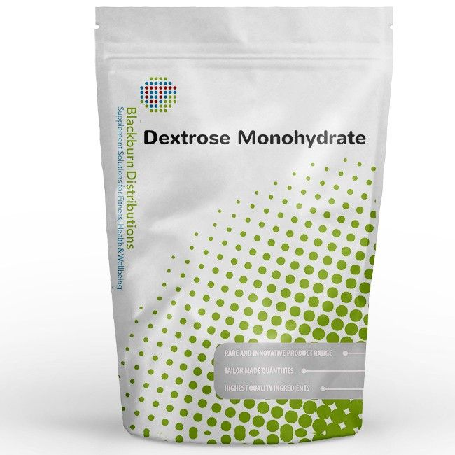 Dextrose Monohydrate is commonly used as a nutritive sweetener. http://www.blackburndistributions.com/dextrose-monohydrate-powder.html
